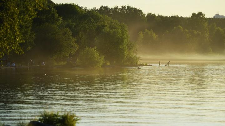Санврачи назвали единственное место в Екатеринбурге, где можно купаться