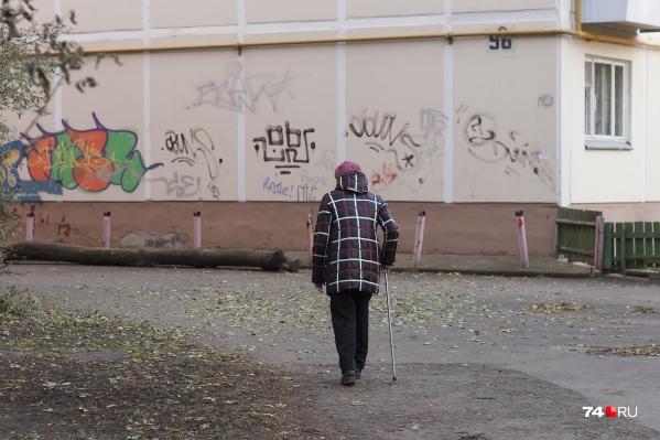 В Шадринске прокуратура обратилась в суд из-за уменьшения пенсии для пожилой женщины с дочерью-инвалидом