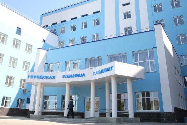 Мужчину назначили главным врачом Салаватской больницы относительно недавно