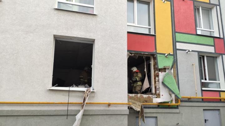 В МЧС рассказали подробности взрыва в Крутых Ключах в Самаре