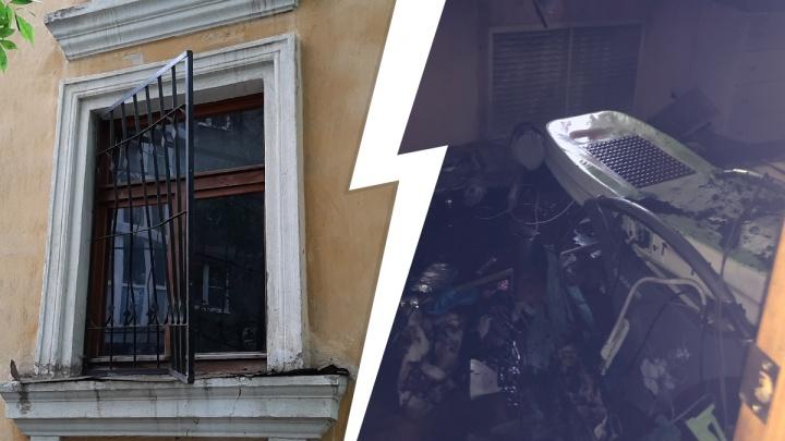 «Хоть ребёнка спасли»: в Ярославле трагически погибла 42-летняя женщина