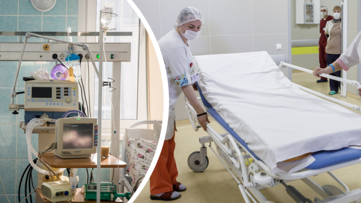 Челябинская область поставила рекорд смертности пациентов с коронавирусом