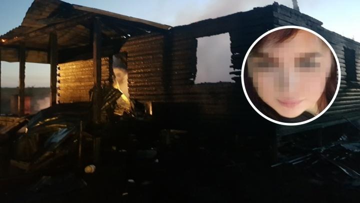 «Мама пыталась спасти сына»: подробности пожара, в котором погиб ребёнок