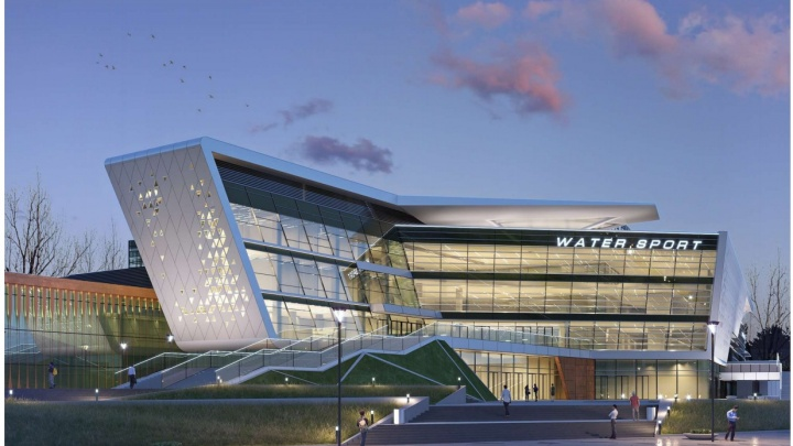 «Есть только одна концепция»: каким будет Дворец водных видов спорта в Екатеринбурге