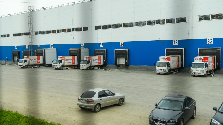 Роспотребнадзор через суд потребовал закрыть склад «Красного и Белого» в Екатеринбурге