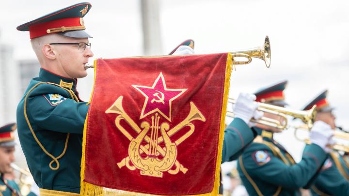 ЮВО: репетиции и парад Победы в Ростове состоятся, несмотря на коронавирус