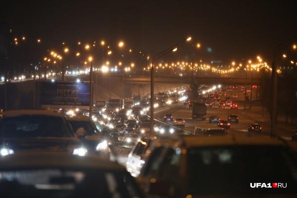 Автомобилисты жалуются на неубранный город