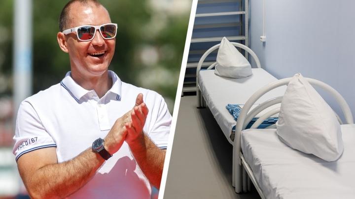 «Врач неделю назад принимал меня, а сейчас сам лежит в госпитале»: Максим Опалев рассказал, как борется с коронавирусом