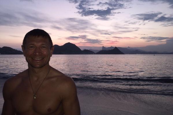 Максим Пичугин обвинил в нападении сочинского спортсмена