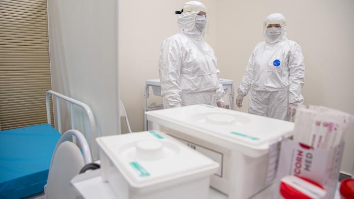За июль коронавирусные выплаты получили 9,5 тысячи новосибирских медиков
