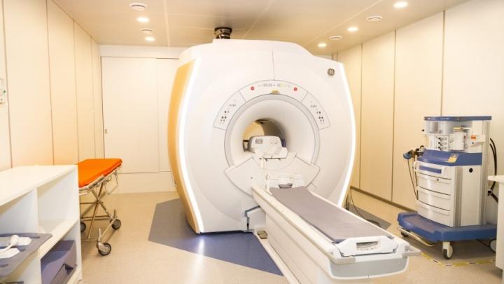 В Челябинске ковидный госпиталь остался без компьютерного томографа из-за поломки аппарата