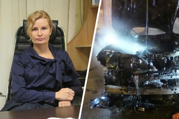 Надежда Мартьянова — генеральный директор компании «Росоценка»