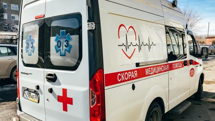 В Омской области за сутки снова скончались четыре человека