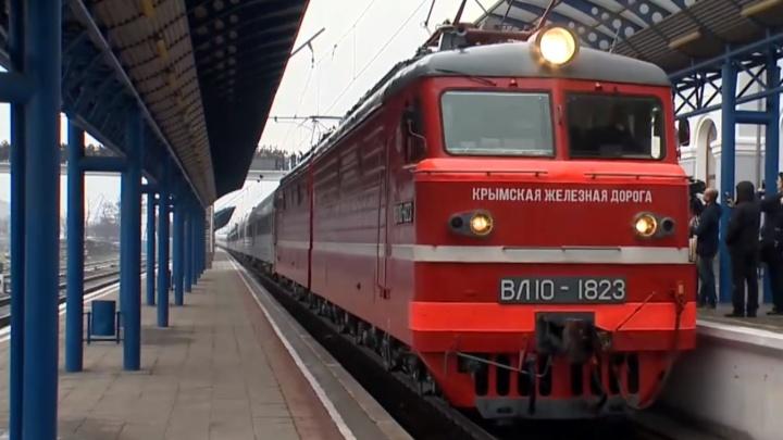 Новые поезда в Крым поедут через Нижний Новгород. И они двухэтажные