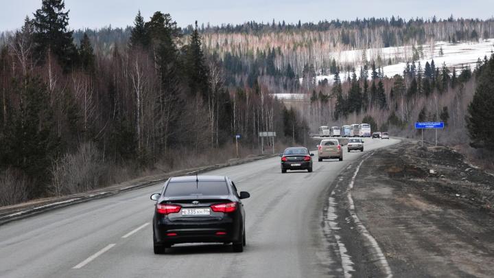 Дорвались до пустых дорог: на Урале водители стали чаще превышать скорость