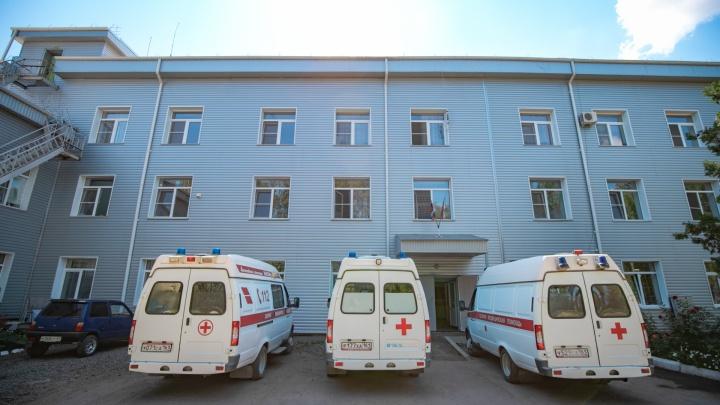 Глава донского Минздрава прокомментировала закрытие отделений БСМП Ростова из-за коронавируса