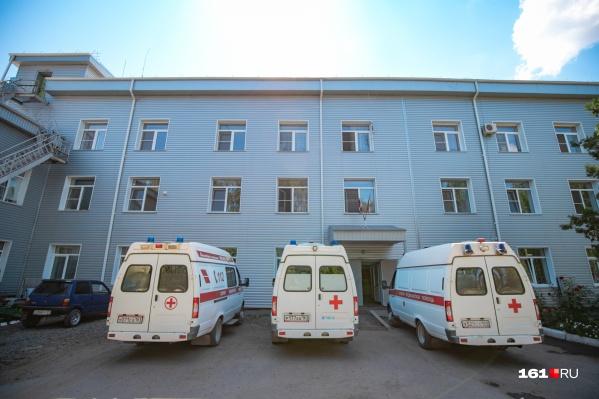 Пациентов, которых должны были лечить в закрытых на карантин отделениях, отправят в другие больницы