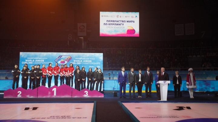 «Ростелеком» в Красноярске обеспечил онлайн-трансляцию первенства мира по керлингу