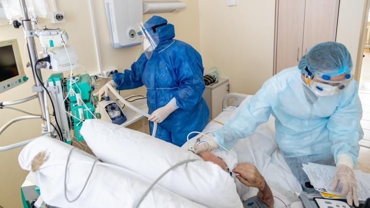 Больше всего с ОРВИ: где и как нашли новых COVID-пациентов в Самарской области