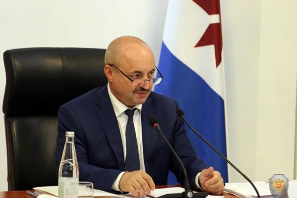 Генерал-майор Андрей Акулинин в органах безопасности работает с 1990 года