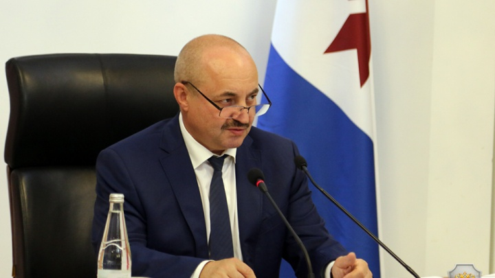 УФСБ России по Самарской области возглавил Андрей Акулинин