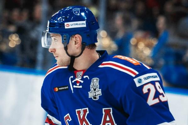 Илья Каблуков — двукратный обладатель Кубка Гагарина и олимпийский чемпион