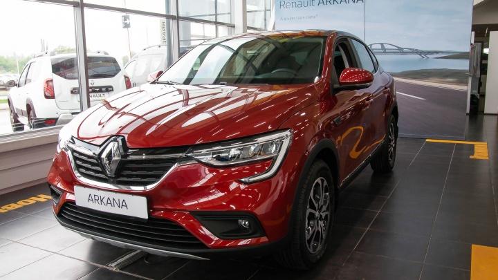 Год эксплуатации Renault Arkana: разбираем все плюсы и минусы нового кроссовера с автоэкспертами