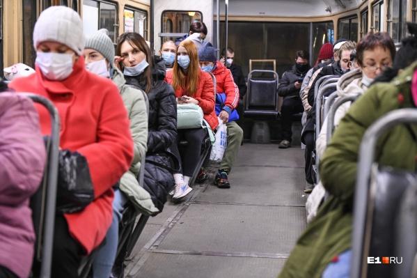 Поездка без маски в общественном транспорте может обойтись намного дороже размера штрафа