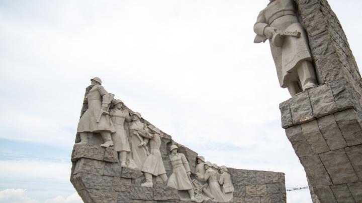 Построенный на народные деньги музей на Самбекских высотах стал платным