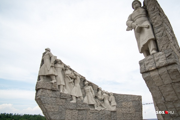 Парк и музей вокруг мемориала строили с 2015 года