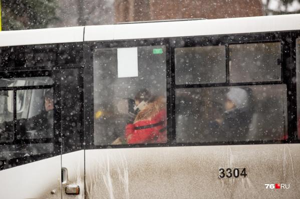 Пассажиры автобуса № 40 написали открытое письмо властям