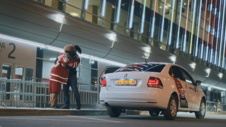 «Автомобилист» и «Яндекс Go» показали новые «фирменные» такси во вдохновляющем видеоролике