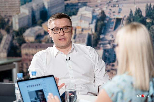 Во время прямого эфира месяц назад Алексей Текслер заявил, что ситуацию можно поправить