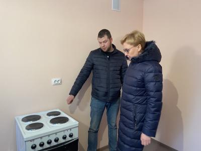 Самарцев из ветхого жилья переселят в «Волгарь»