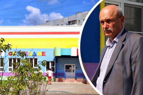 О недочётах в детских садах сообщил депутат — отец директора фирмы, которая их строила