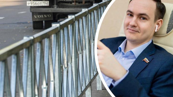 «На месте городских властей я поступил бы так же»: депутат рассказал, почему озаборили Ярославль