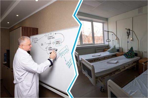 Олег Иванинский будет оптимизировать маршрутизацию пациентов в госпитале