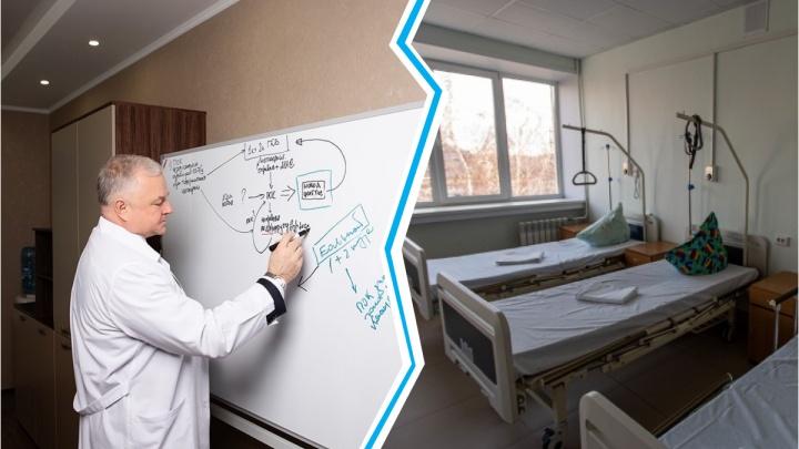 Разберётся с очередями из скорых: экс-министр здравоохранения НСО стал куратором «ковидного» госпиталя