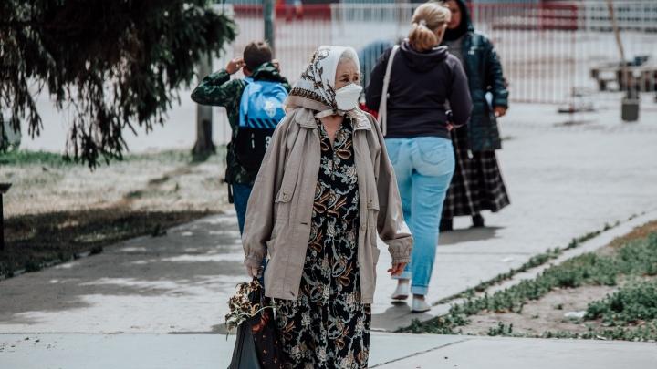 Роспотребнадзор: у тюменцев изменились симптомы заболевания коронавирусной инфекцией