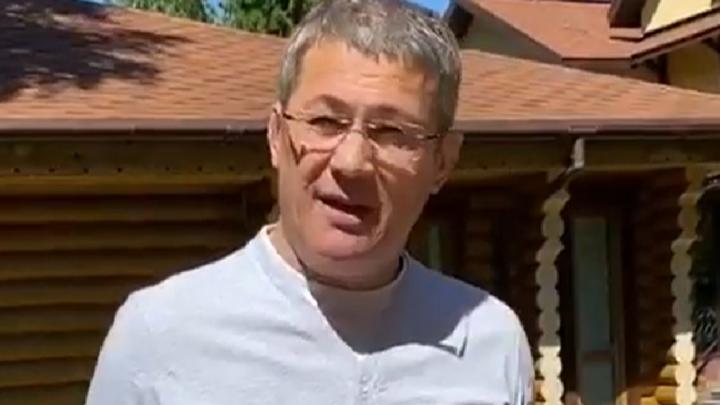 Радий Хабиров рассказал, чем займется в отставке