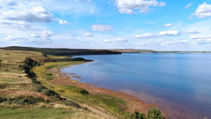 Активисты ОНФ в Башкирии просят власть спасти озеро Аслыкуль
