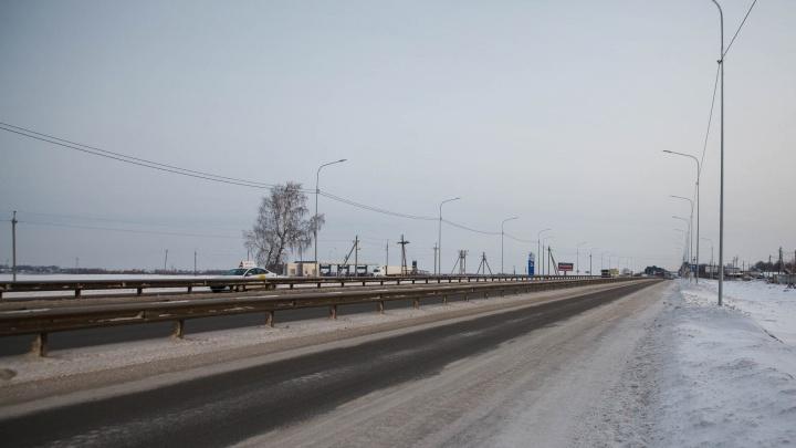 Надземники, ливневка и развязка: власти готовятся к реконструкции тюменской объездной