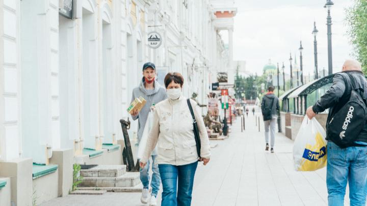 Омская область сравнялась с Москвой по приросту заболевших коронавирусом