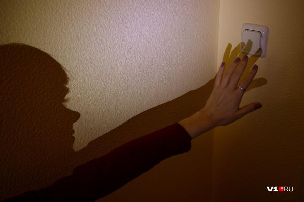Без электричества останутся сотни домов почти во всем Волгограде