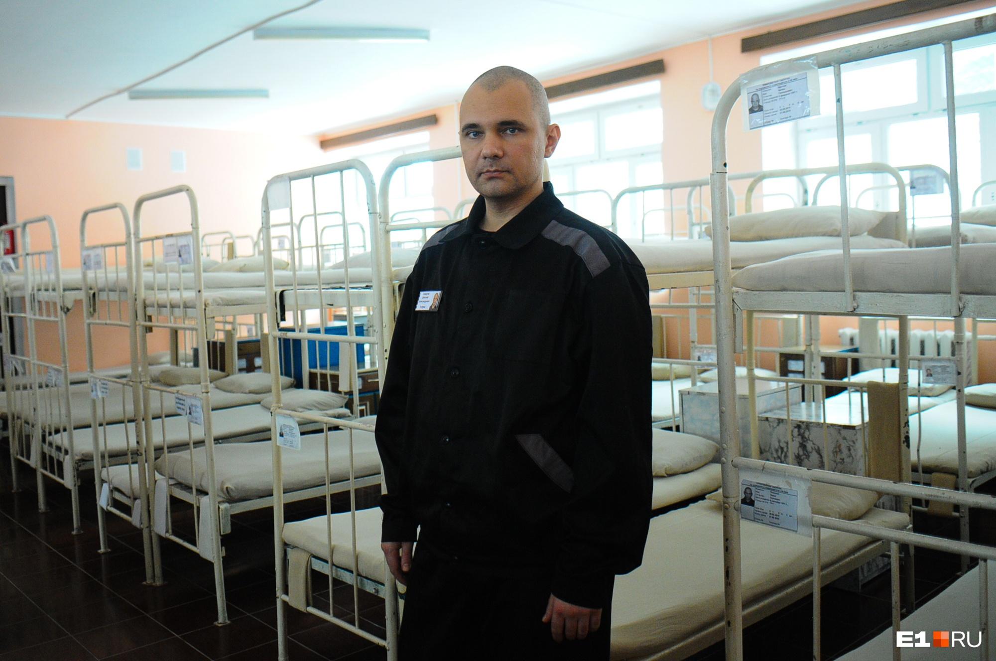 Дмитрий Лошагин первое время отбывал наказание в Новой Ляле