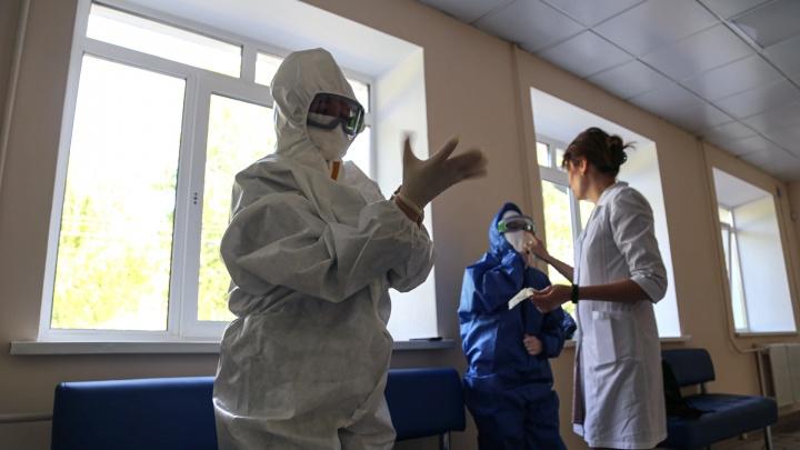 За сутки в Башкирии внебольничной пневмонией заболели 379 человек