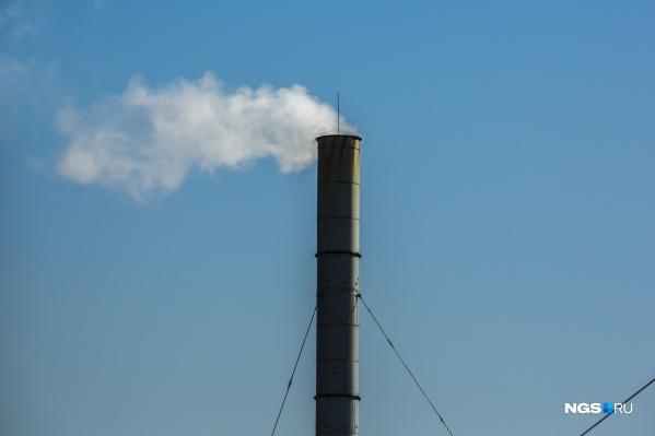 Улучшение качества воздуха связывают с теплой зимой
