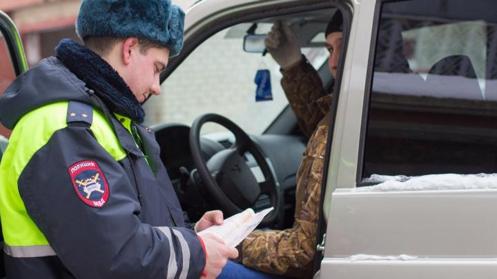 В Самарской области полицейских отправили следить за нарушителями карантина