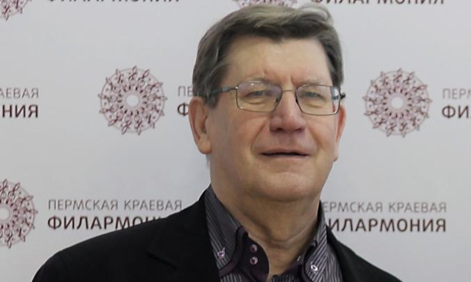 Умер ведущий солист Пермской краевой филармонии Борис Бердиков