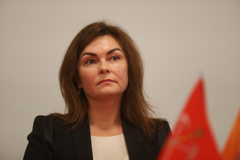операционный директор девелоперской группы PLG Ольга Смирнова